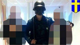 Un homme masqué tue deux enfants dans une école suédoise avant d