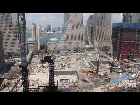 Early Look Inside the 9/11 Museum