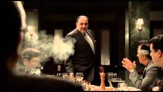The Sopranos - Tony's Speech To Soprano Family Captains And Soldiers
