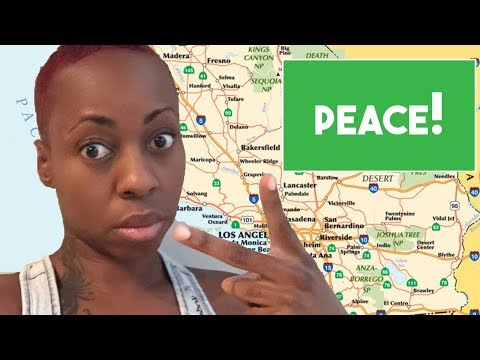 LEAVING LOS ANGELES! WHY I ESCAPED LA AND MOVED TO CHARLOTTE NC? (DAY 8)
