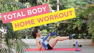 10 Minute Total Body Home Workout | Soul to Sole