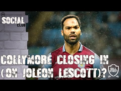 Collymore offers out Lescott! | Social Club with @TheRedmenTV