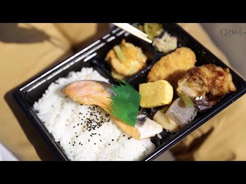 Блогосфера: японский ланч-бокс - Бэнто. Самая популярная еда в Японии среди офисных работников
