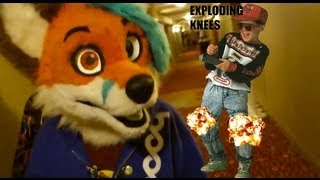 EXPLODING KNEES at RainFurrest 2012