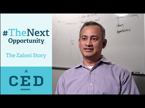 The Zaloni Story - CED Tech Venture Conference 2016