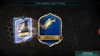 FIFA MOBILE 18 - IKONY W WORLD CUPIE - MEGA TRAFY :D
