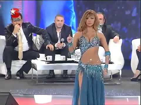Видео: Арабский танец.  Tанцует-турчанка,красавица-Дидем Кинали