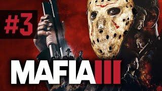 Прохождение Mafia 3 [III] на русском - часть 3 - Пробуждение