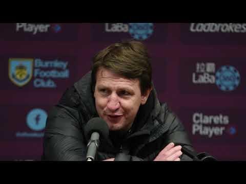 Burnley 1, Barnsley 0: Daniel Stendel is no fan of VAR technology