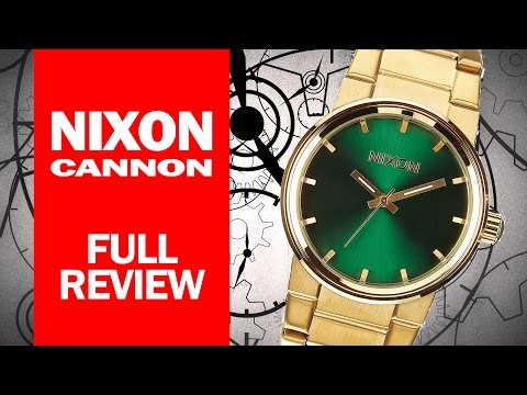 Nixon Cannon - FULL REVIEW - I Review Crap!