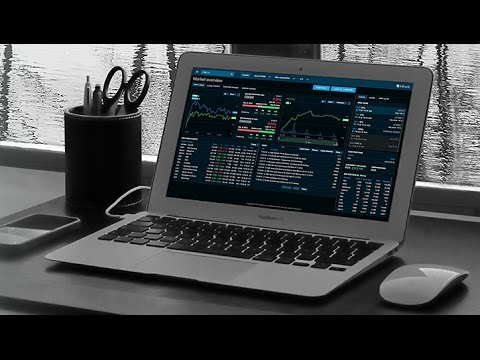 Demo Infront Web Trader - YouTube