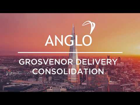 Anglo Office Group, Grosvenor Estates and Gnewt Cargo new initiative