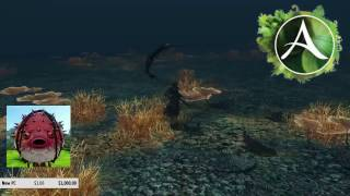 ArcheAge - Stream highlights - gold making, economy, treasure hunting and some pve!