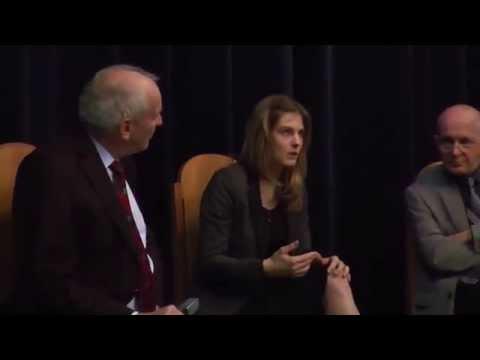 Podiumsdiskussionen zum Sozialstaat: Brenda Mäder, David Dürr & Robert Nef