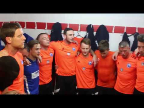 Billericay Town Channel R Kelly For League Cup Final Team Talk
