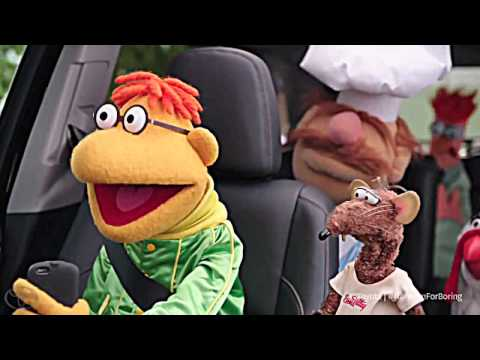 That Game   Starring the Muppets   2014 Toyota Highlander1
