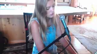 "Angus & Julia Stone - ""Big Jet Plane"" -  Cover by Grace Vardell (14 yrs old)"