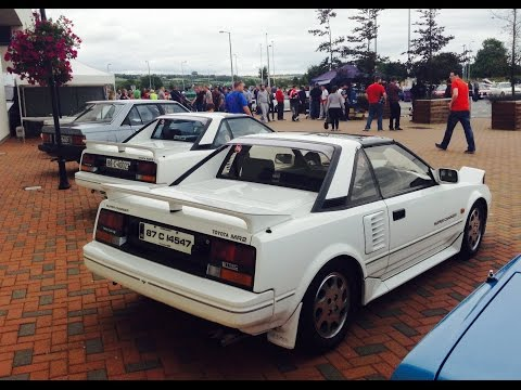 2016 Classic & Old Skool Toyota Gathering - Stavros969 4K