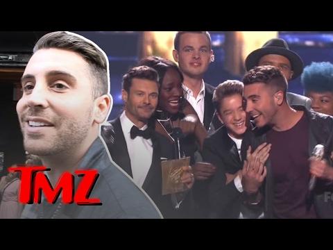 It's Nick Fradiani – American Idol Winner! | TMZ