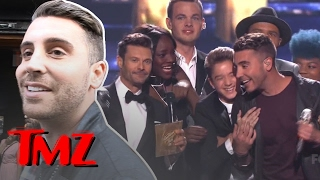 It's Nick Fradiani – American Idol Winner!