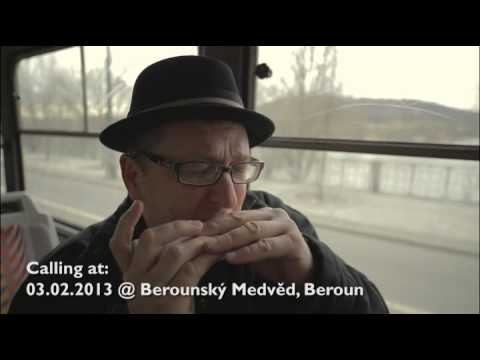 "Bill Barrett & Ryan Donohue: Czech Tour 2013 - ""Southern Diaries"""