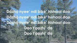 I Have Decided to Follow Jesus (Apache Hymnal Lyrics)