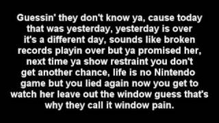 Eminem - Recovery - 15. Love The Way You Lie Lyrics