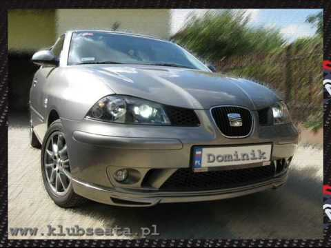seat ibiza 6l style fr 2008 youtube. Black Bedroom Furniture Sets. Home Design Ideas