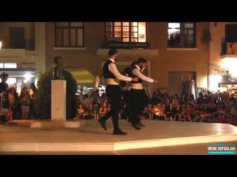 Παραδοσιακοί Χοροί Μακεδονίας (ΛΥΚΕΙΟ ΕΛΛΗΝΙΔΩΝ ΡΕΘΥΜΝΟΥ) / Greek Folk Dances of Macedonia
