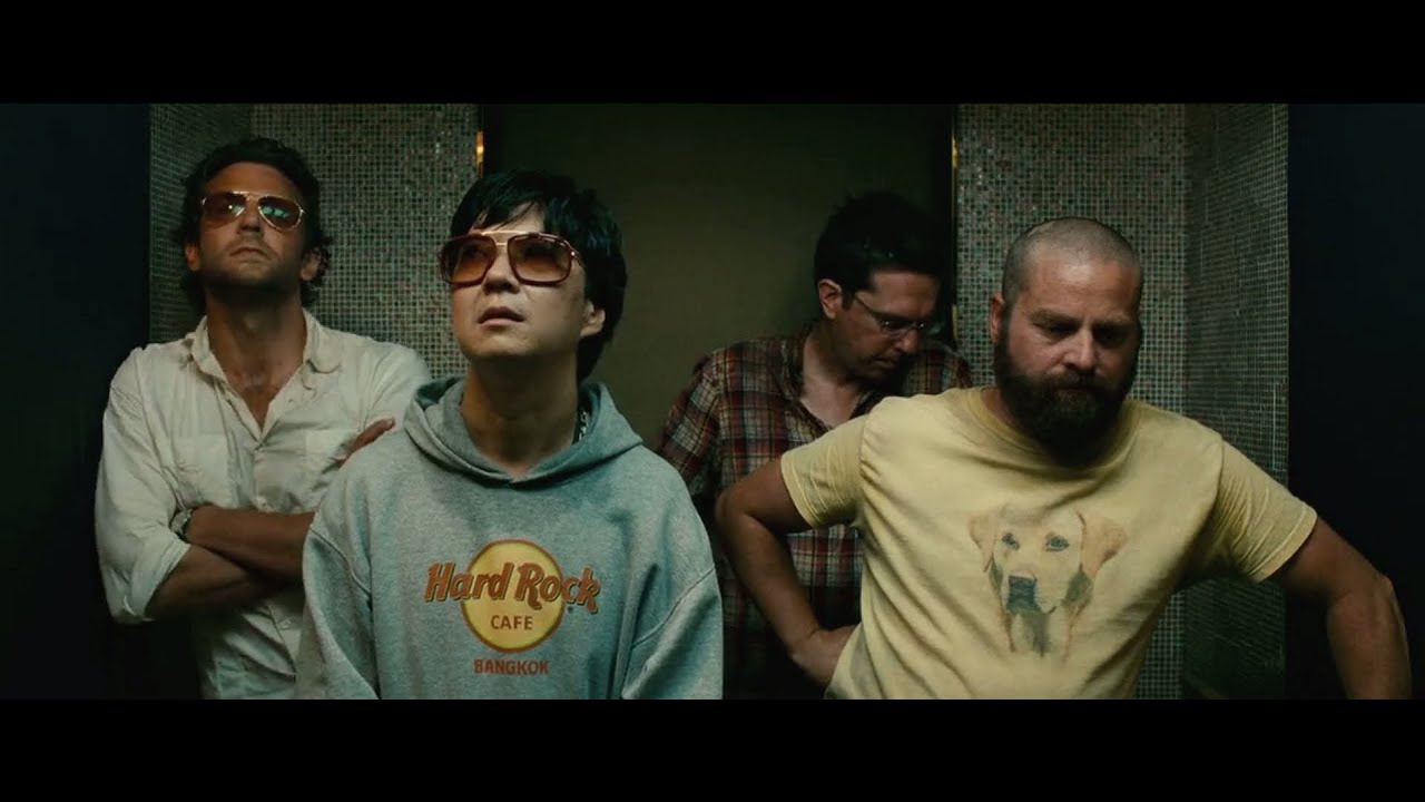 Download The Hangover Trilogy - Mr. Chow's Best Moments