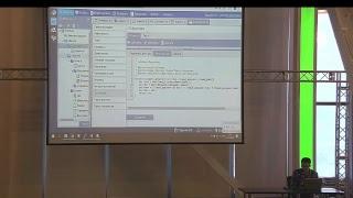 Проектирование приложения на FIS Platform #1. Модель данных