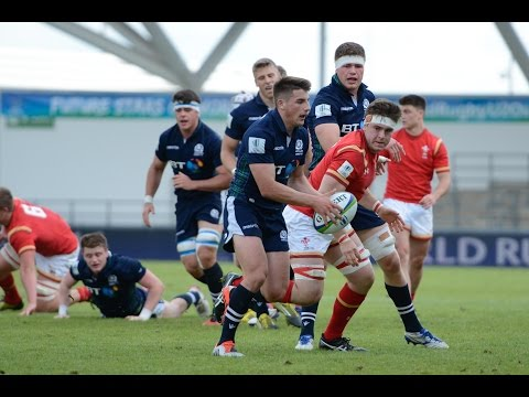 Wales score six against Scotland - U20 Highlights