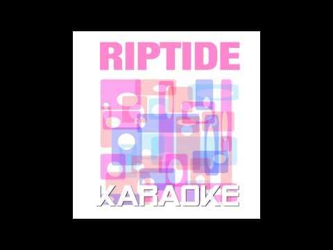 Riptide Karaoke Playback Instrumental