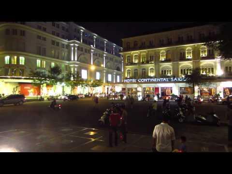 Vietnam - Ho Chi Minh City - Đồng Khởi - Hotel Continental Saigon - December 2nd, 2013