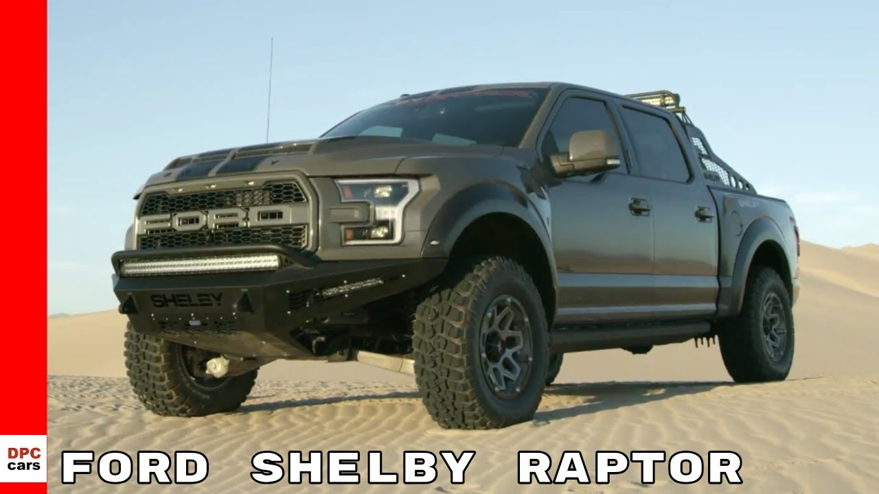2018 ford shelby raptor truck