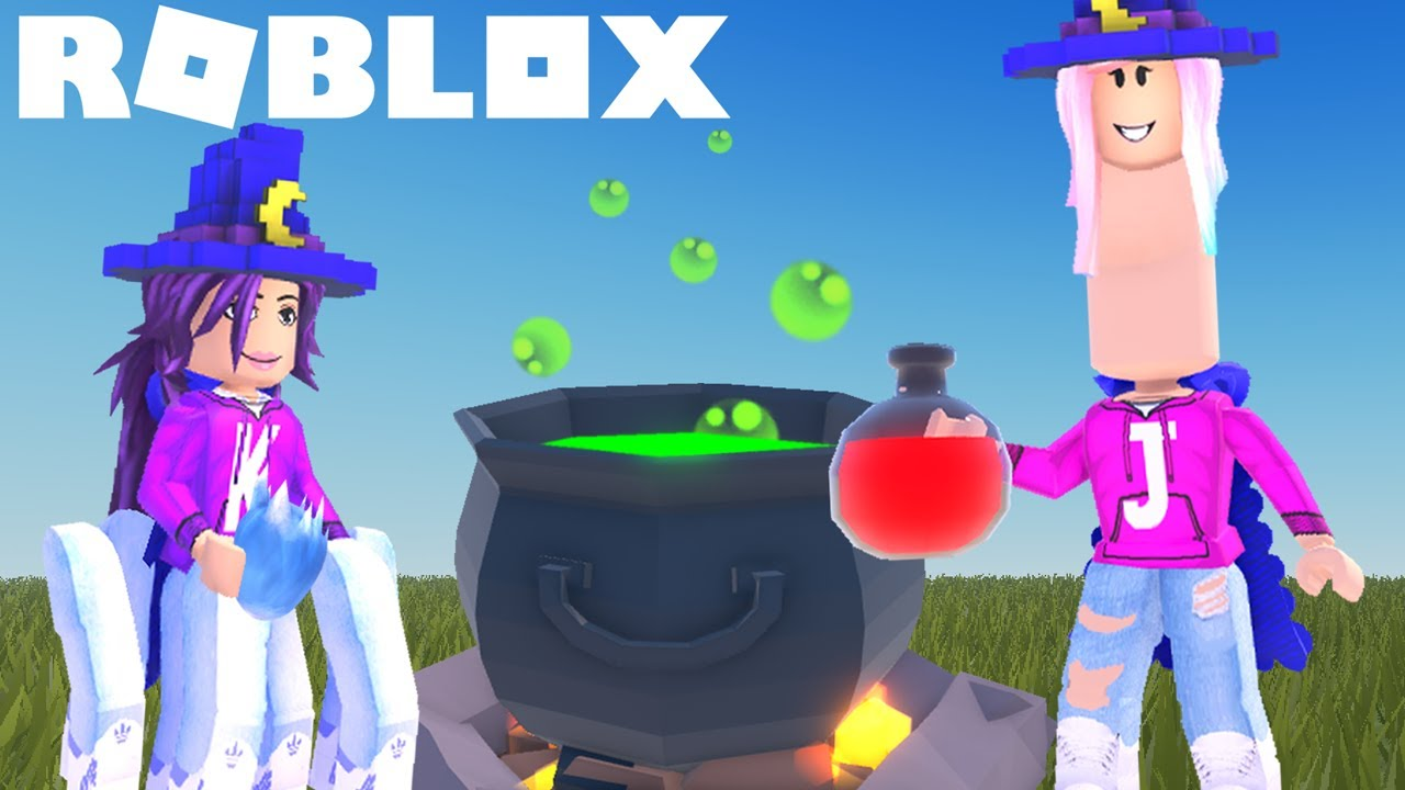 We became Wacky Wizards! 🧙 | Roblox