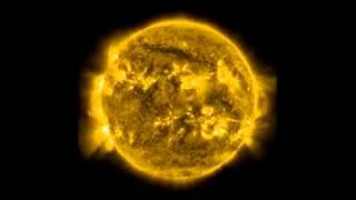 Tres años del Sol en tres minutos