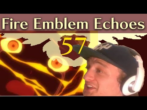 Rinea is HOT. Fire Emblem Echoes: Shadows of Valentia Gameplay Part 57