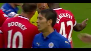 Leicester City vs Manchester United 5 3 Highlights EPL 2014 15 HD 720p English Commentary