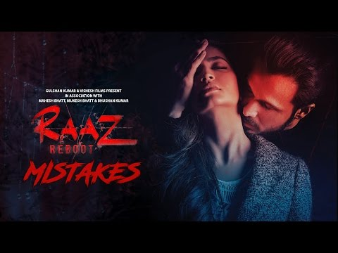 Raaz Reboot 2016 Movie | Official Mistakes...