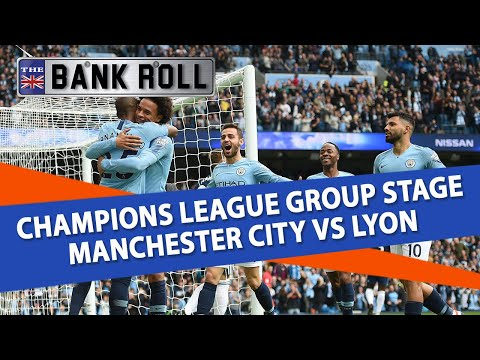 Manchester City vs Lyon | Champions League Football Predictions | 19/09/18