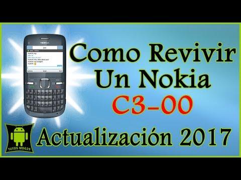 Como Revivir Un Nokia C3-00 // Actualización 2017 // Tutos MDG29 ツ