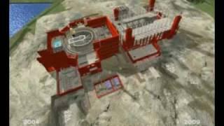 Атомная электростанция 3D(nha may dien nguyen tu., 2009-10-07T21:25:47.000Z)