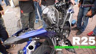Zero Carbon Malaysia Yamaha R25 Decarbonize
