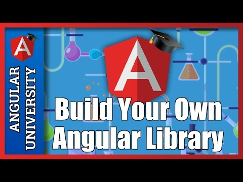 💥 Angular Advanced - Build Your Own Library - ng-content And Component API  Design