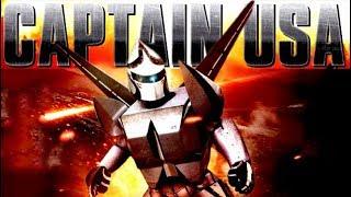 Captain USA - The Iron Soldier (Science Fiction, Fantasy, HD, deutsch, ganzer Film)
