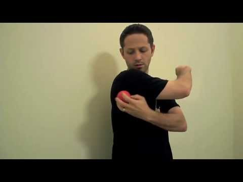 Teres Major Self Myofascial Release - Mike Reinold