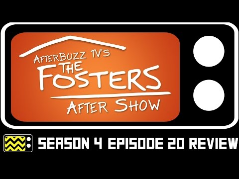 The Fosters Season 4 Episode 20 Review w/ Peter Paige | AfterBuzz TV