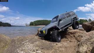 ** Is it a good on the rocks?...New Axial SCX10 II Jeep Cherokee AX90047***Tybo's RC Motorsports