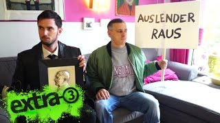 Reichsbürger (Schreib dich nicht ab - Komm in die Realität) | extra 3 | NDR